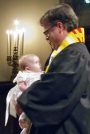 Baptism - Baptism of baby