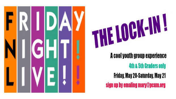 Friday Night Live - The Lock In