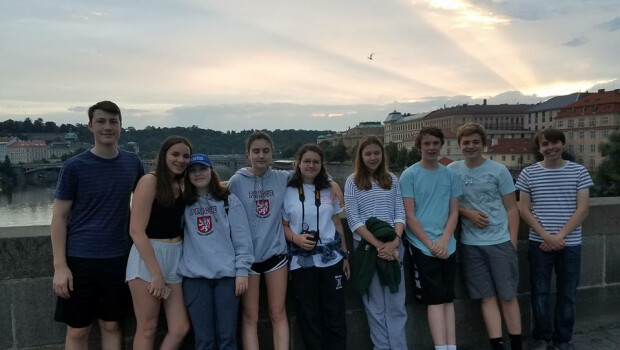 Youth Mission Trip 2017-2