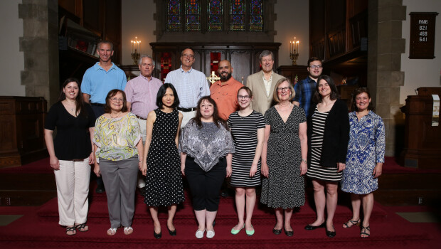 Chancel Choir 2017