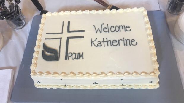 Welcome Katherine
