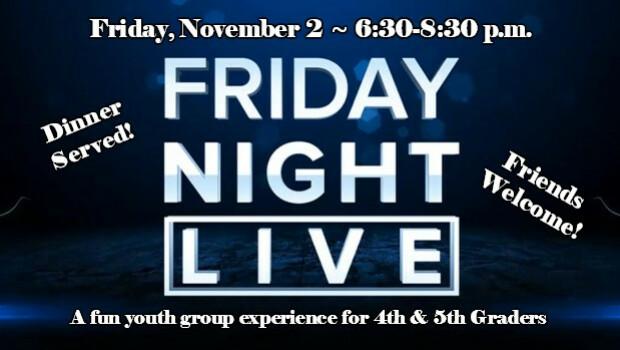 Friday Night Live 11-2018