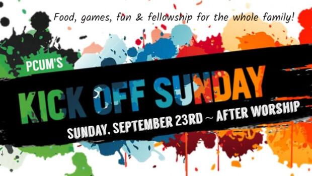 Kick Off Sunday 2018