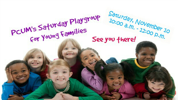 Parents Playgroup Nov 2018